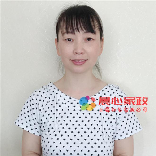 上海育婴师,刘阿姨