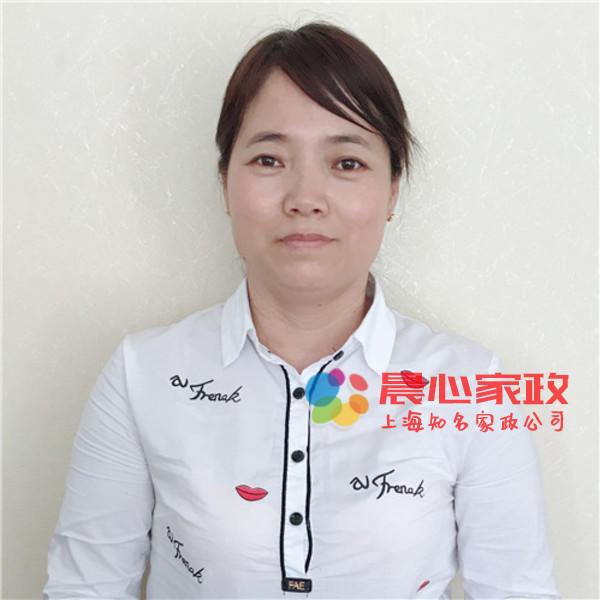 上海育婴师,张阿姨