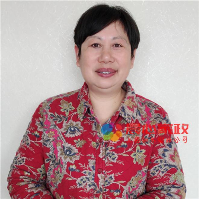上海护工,刘阿姨