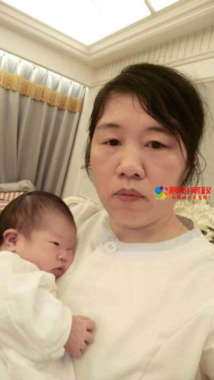 上海育婴师,汪阿姨