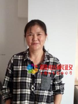 上海保姆,四川朱阿姨