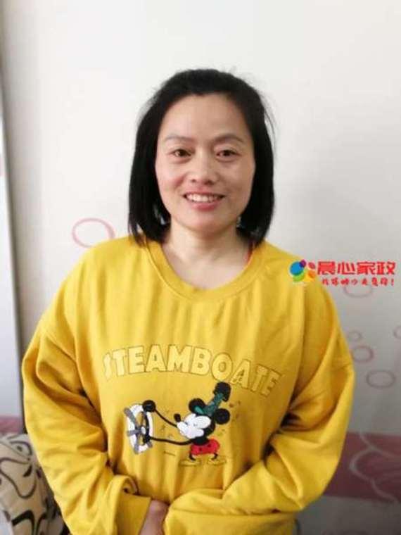 上海金牌育婴师,王福芝