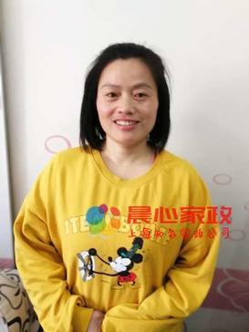 江苏育婴师\王福芝