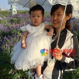 上海育婴师,葛晓妮