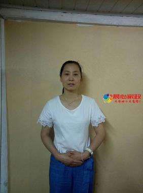 上海育婴师,肖志丽