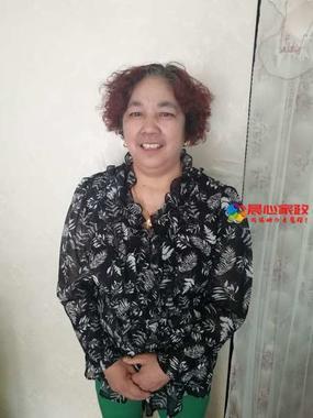 上海保姆,万阿姨