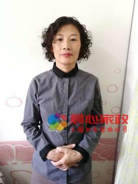 上海住家,保姆,護工,陪護\江阿姨