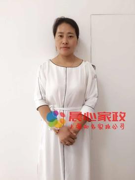 上海不住家,鐘點工\黃阿姨