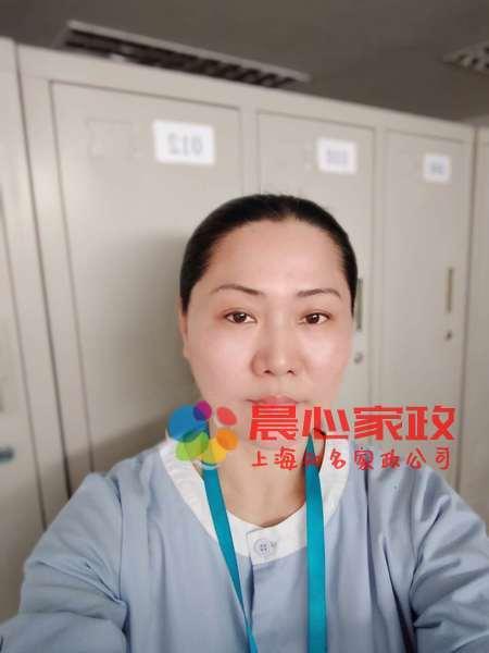 上海育婴师:王晓霞