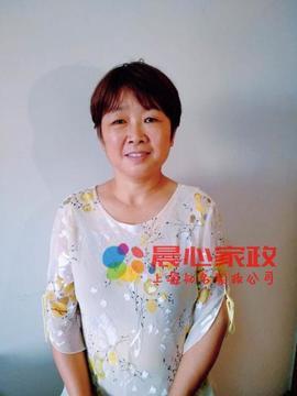 上海育婴师,秦盛梅