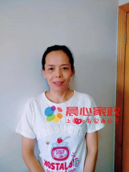 上海育嬰師:孫紅梅