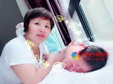 上海月嫂\张阿姨