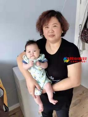 上海月嫂,郎彩云