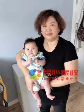 上海月嫂,住家\郎彩云