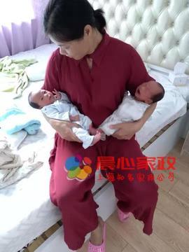 上海月嫂\严雪琴