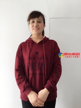 上海育婴师,赵小娟