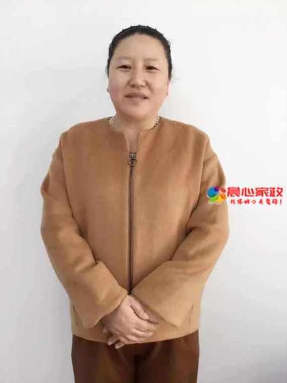 上海护工,姜淑英