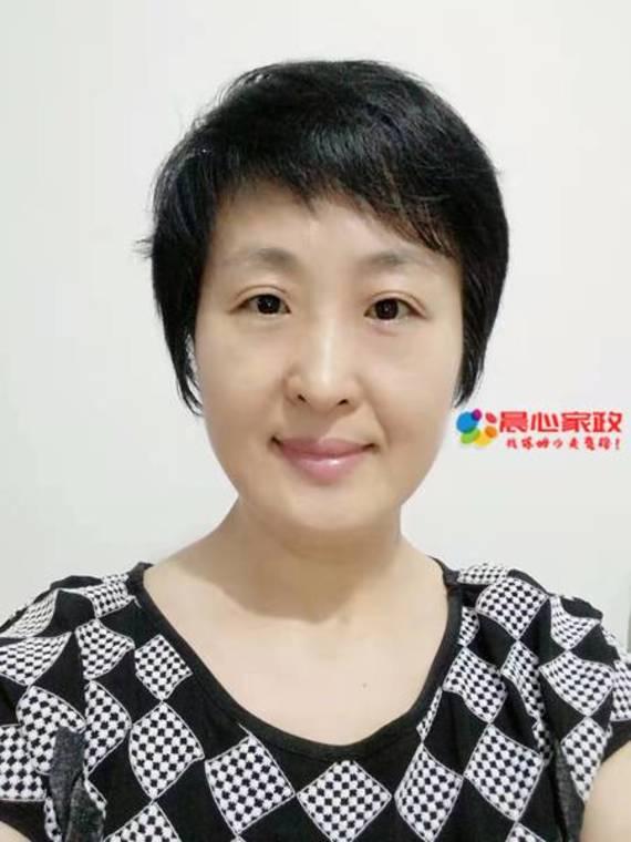 上海爱心护工,梁媚