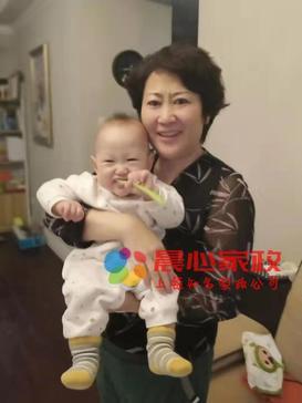 上海育婴师,住家\曹阿姨