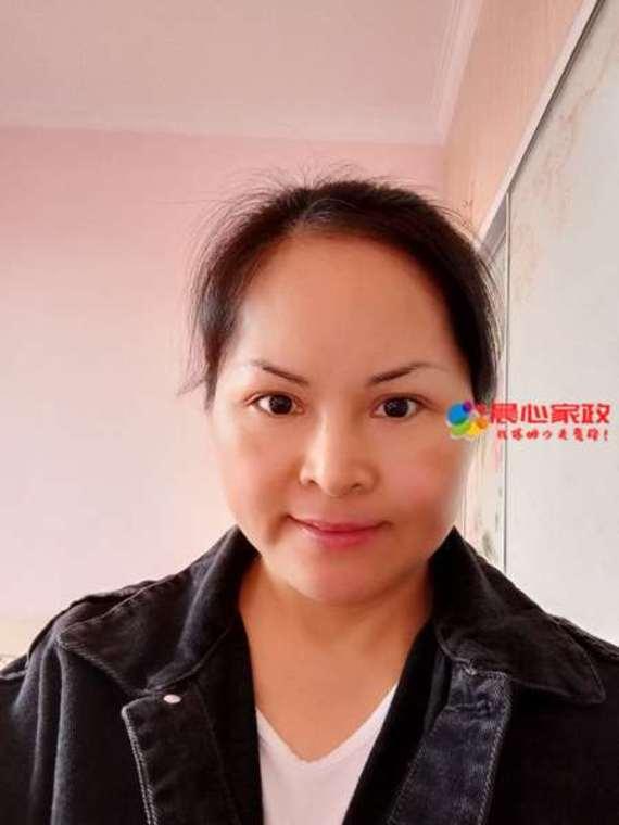 上海五星育婴师,杨月红