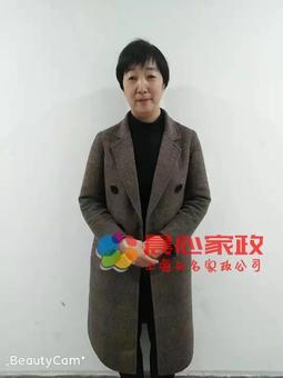 上海月嫂:尚阿姨