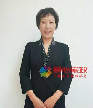 上海保姆,育婴师,陪护,早教师,住家\祝阿姨