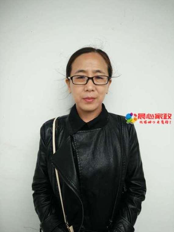 上海金牌保姆,高阿姨