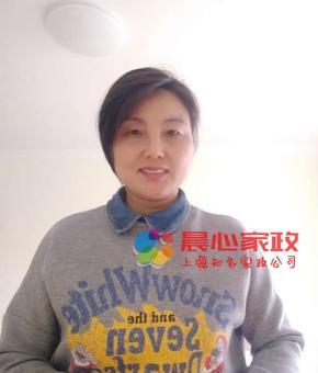 上海保姆:朱玉梅