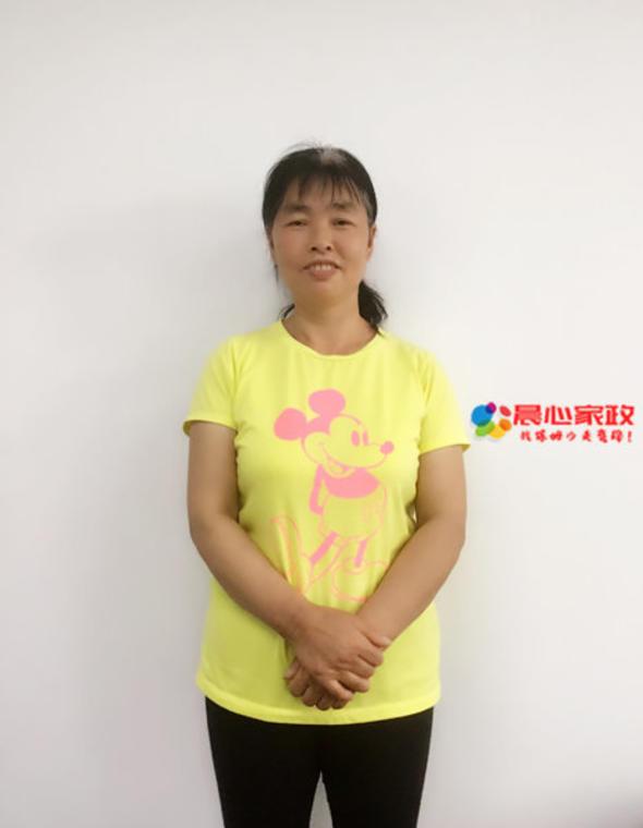上海陪護,岑金珍