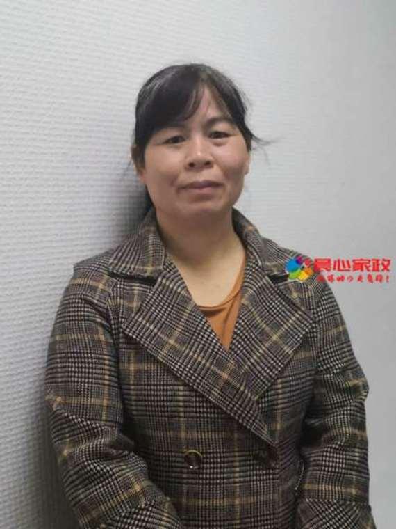 上海护工,吴翠英