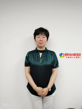 上海保姆,蒋建华
