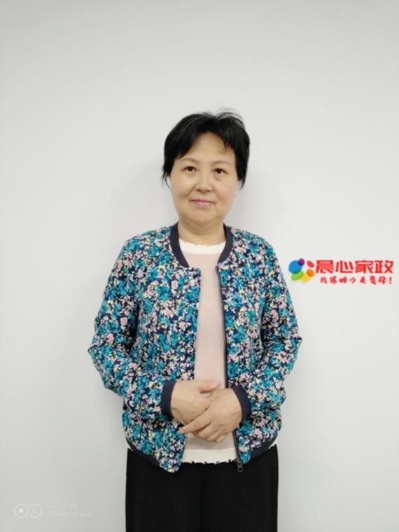 上海爱心保姆,徐爱萍