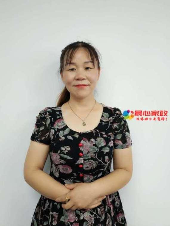 上海育婴师,杨阿姨