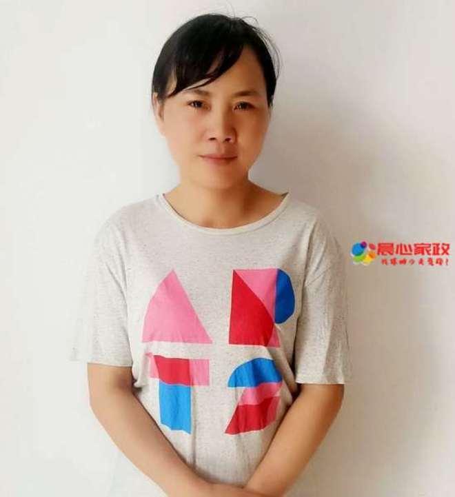 上海金牌保姆,李阿姨