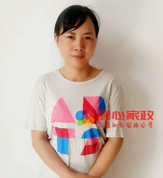 上海保姆,育嬰師,住家\李阿姨