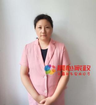 上海育婴师:朱翠芳