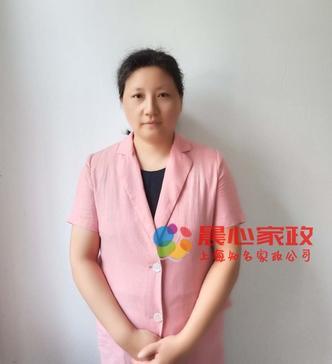 上海育婴师,早教师,住家\朱翠芳