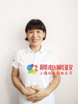 上海育婴师,住家\李桂芳