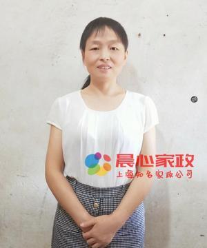 上海月嫂,育嬰師,住家\肖剛鳳