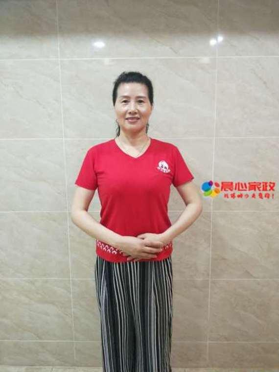 上海优秀陪护,郭月红