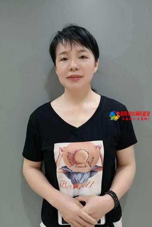 上海金牌保姆,王阿姨