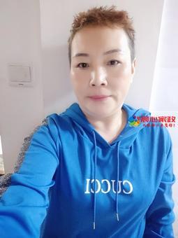 上海松江区永丰高端保洁,詹阿姨个人简历