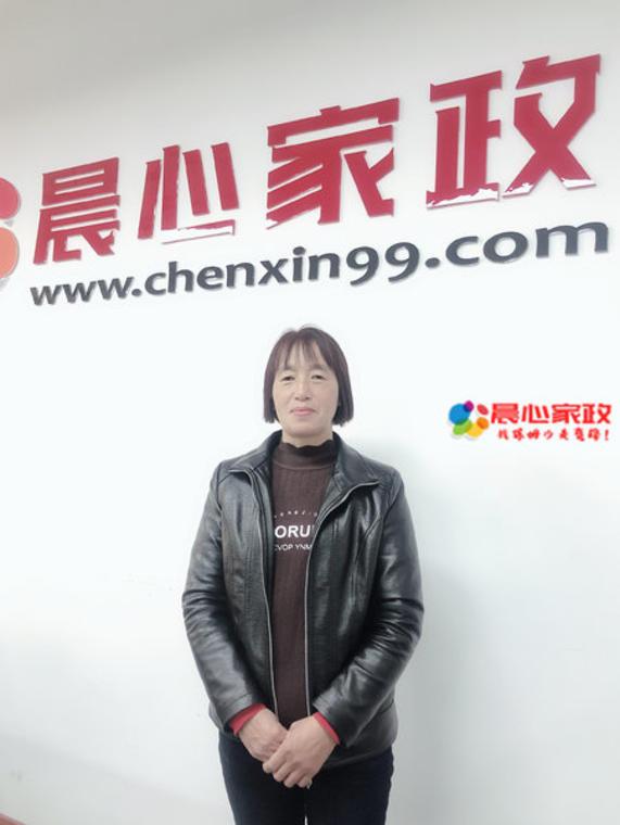 上海高級護工,周阿姨
