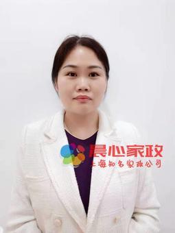 上海育婴师:朱阿姨