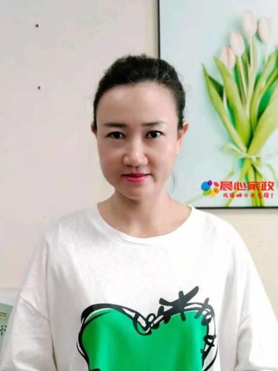 上海育婴师,李阿姨