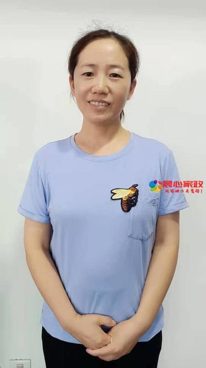 上海育婴师,王阿姨